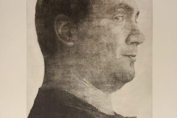 Sangvinik, 100x70, bakropis, 2011